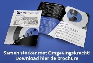 Brochure Sam Sterker met Omgevingskracht